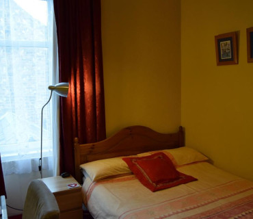 Single Room with outside private bathroom (inc. Breakfast)