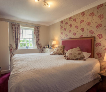 Superking Size Double En-suite Room