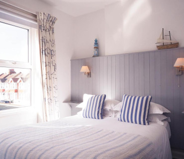 Double Room With Side Sea View (inc. Continental Buffet Breakfast)