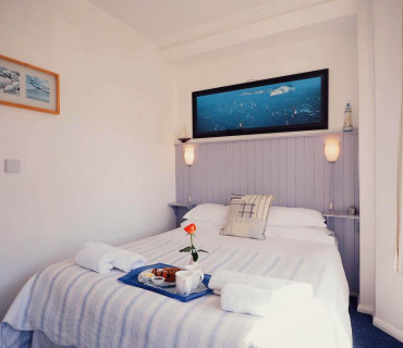 Family Suite With Side Sea View, ground floor (inc. Continental Buffet Breakfast)
