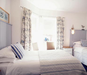 Double/Twin Room Ground Floor (including Continental Buffet Breakfast) (2 Adults)
