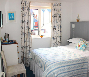 Small Double Room (1 Adult) Ground Floor (inc. Continental Buffet Breakfast)
