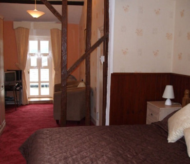 King Double En-suite Room (inc. breakfast)