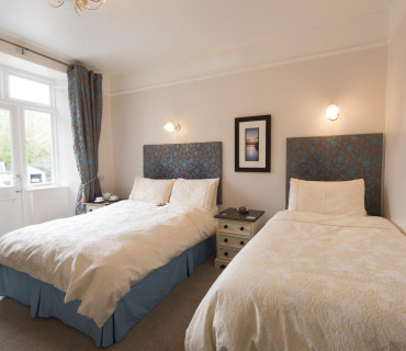 Accommodation Double En-suite 5 (inc. Breakfast)