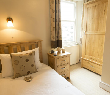 Accommodation Single En-suite 4 (inc. Breakfast)