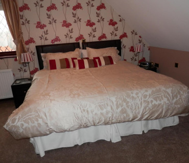 Cranberry Room Double En-suite Room for Single Occupancy (inc. Breakfast)