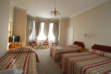 Family En-suite Room(Max child age 12 yrs) Bed and Breakfast
