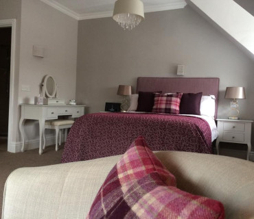 Superior Double En-suite Room Inc Breakfast
