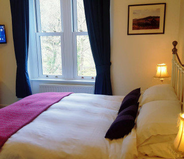 King-size Bed, En-Suite, 1st Floor (Room 4)