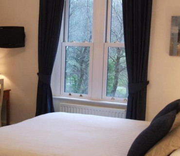 King Size Bed, En-Suite, 1st Floor (Room 4)