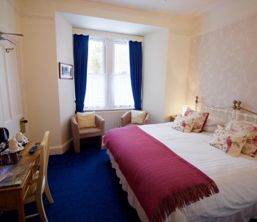 Ground Floor, Super King Size Bed, En-Suite (Room 1)