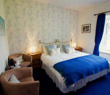 Super-king Size bed, En-Suite, 1st Floor (Room 5)
