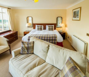 Executive Double En-suite Room (inc Breakfast)