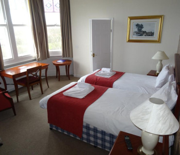 Sea View Superior Twin En-suite Room (inc. Breakfast)