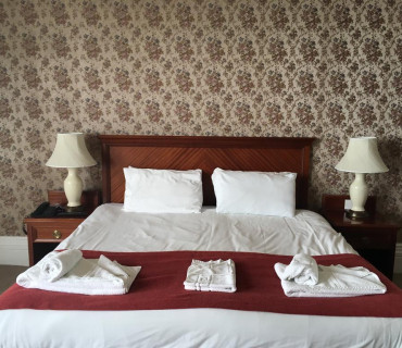 Sea View Executive Double En-suite Room (inc. Breakfast)
