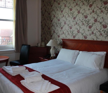 Sea View Superior Double En-suite Room (inc. Breakfast)