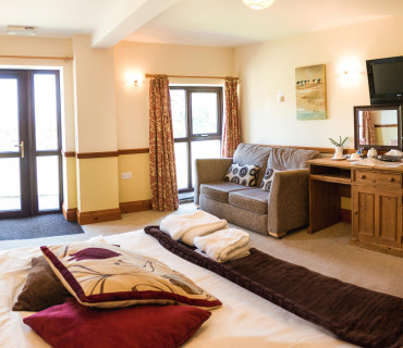 Luxury Double En-suite Room