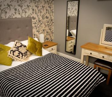 Double En-suite Room.