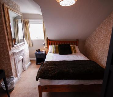 Single En-suite Room.
