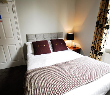 Ground Floor Single En-Suite Room.