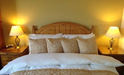Double En-suite Room for Sole Use (inc. Breakfast)