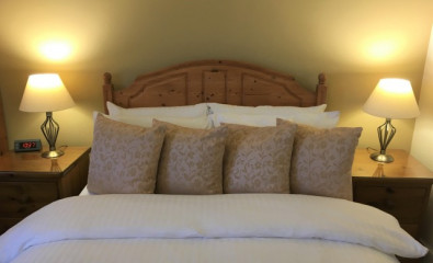 Double En-suite Room for 2 people (inc. Breakfast)