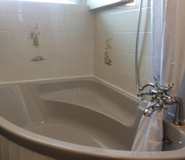 Double with Park View En-suite Bathroom (Sorry no Dogs, Cots, or Extra Beds, Min age 11yrs)